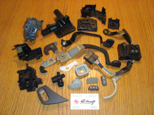 Seat System Components